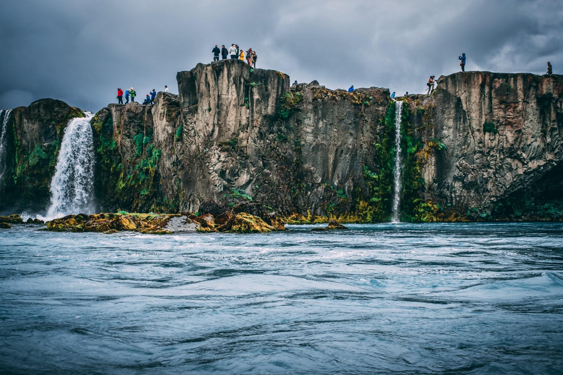 Celebrating Eid al–Fitr in Iceland