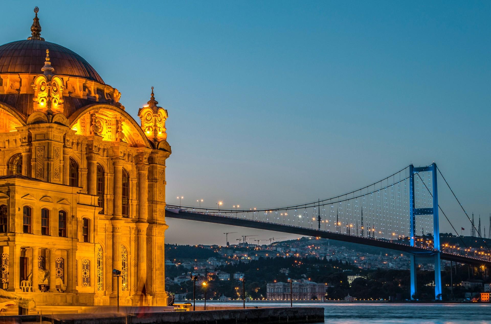 Celebrating Eid al–Fitr in Turkey