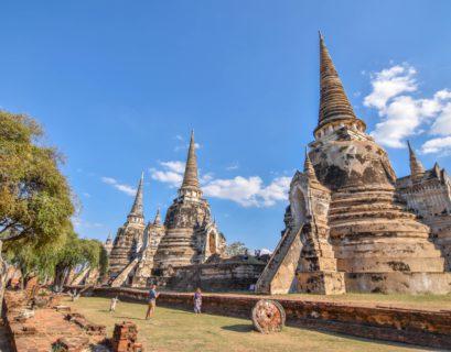 Ayutthaya travel from Bangkok