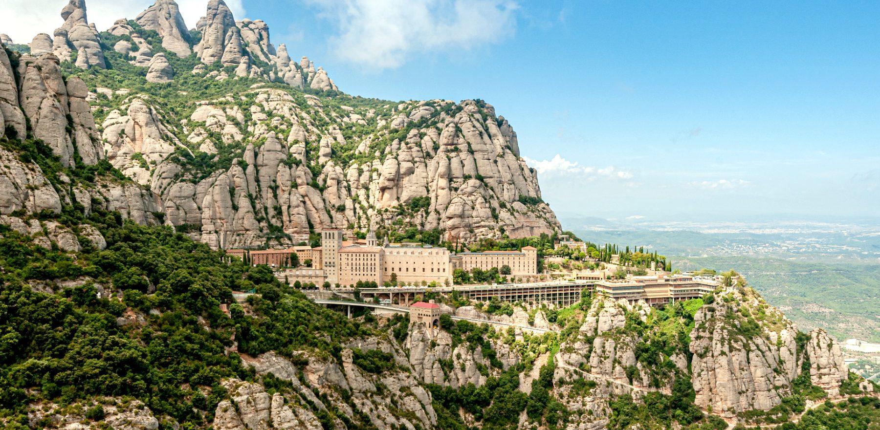 Day trips near Barcelona — Montserrat