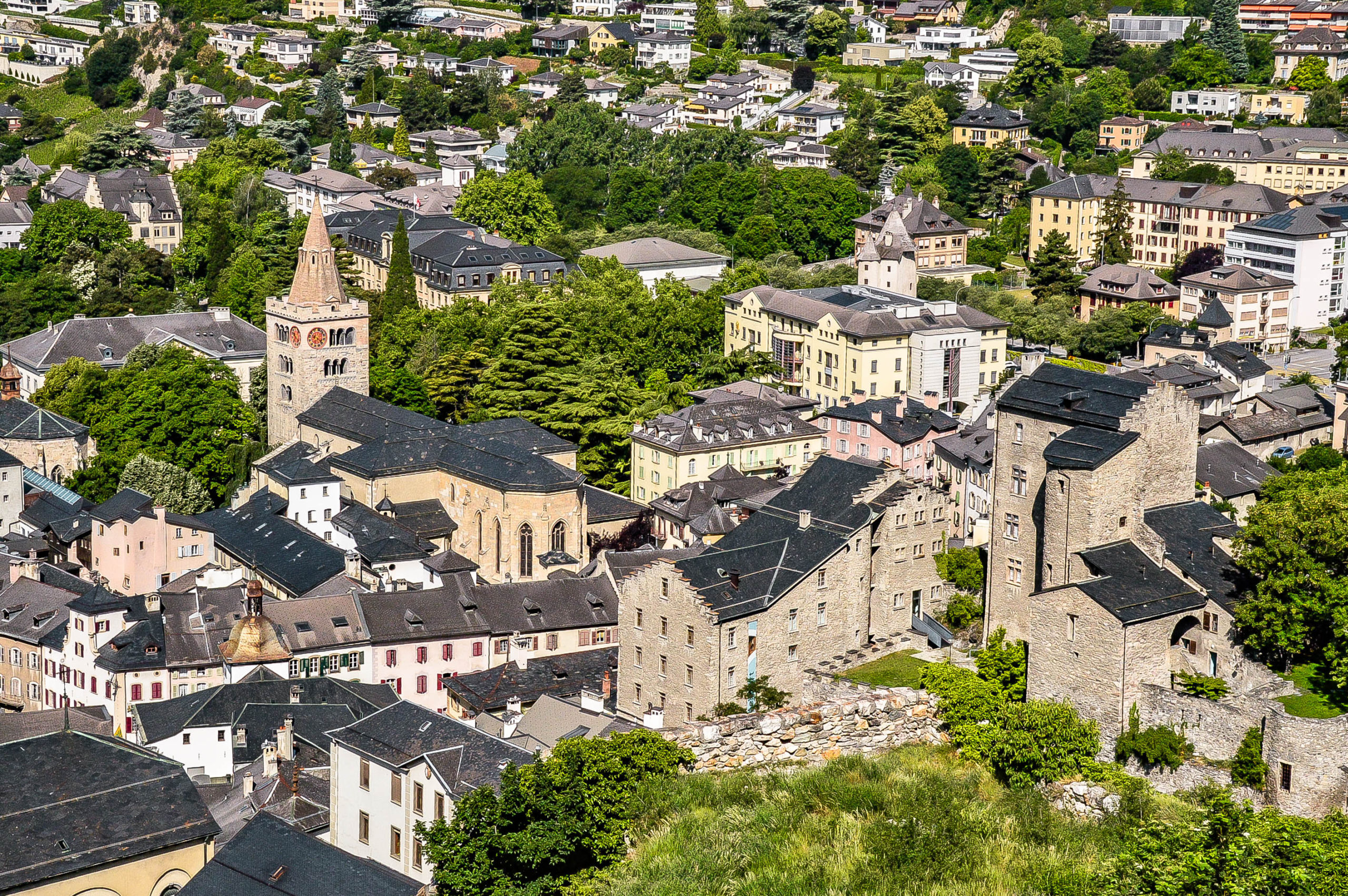 Hidden gems of Switzerland — Sion