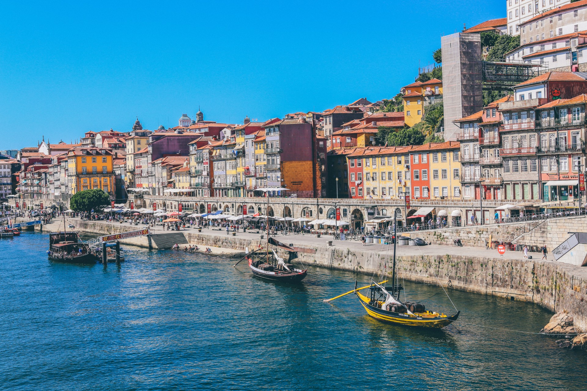 Is it safe to travel to Portugal?