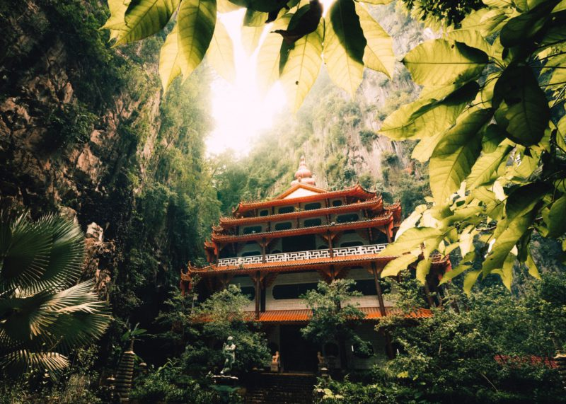 Nature resort in Malaysia