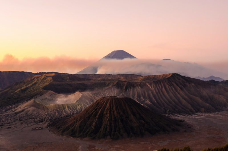 7 weekend getaways in Jakarta - Volcano