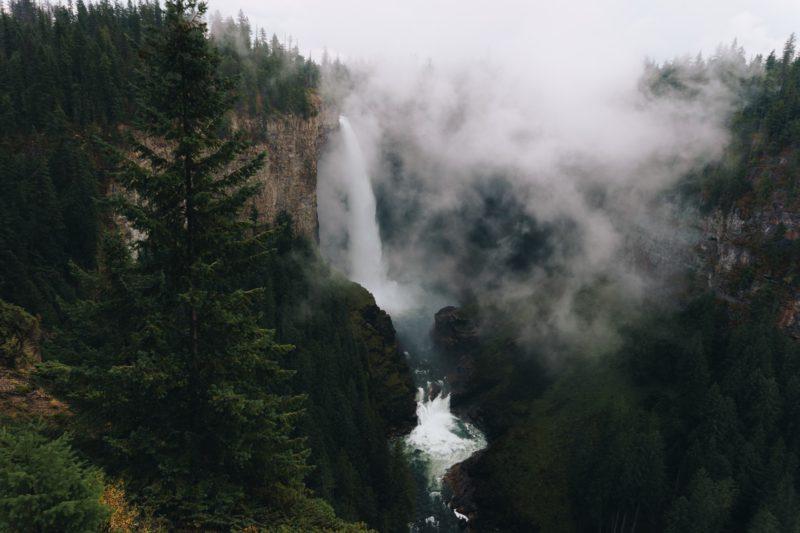 Nuwara Eliya Waterfalls