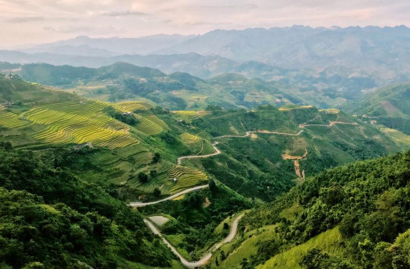 Ha Giang Loop Motorbike Route