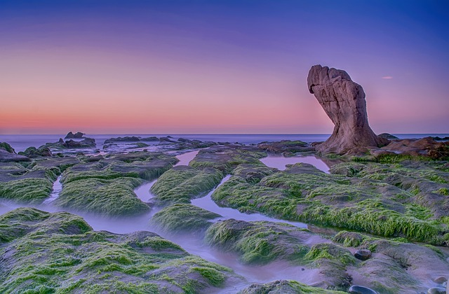 Vietnam's coast of Co Thach