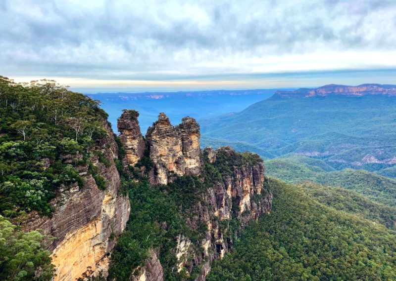 What to do in the Blue Mountains — Three Sisters