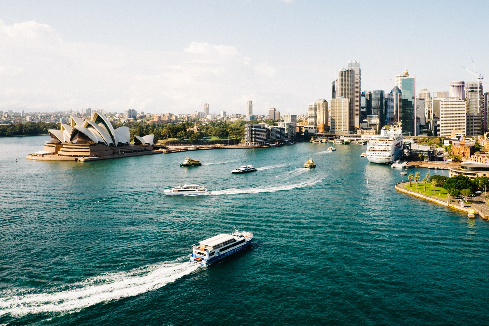 Is it safe to travel within Australia?