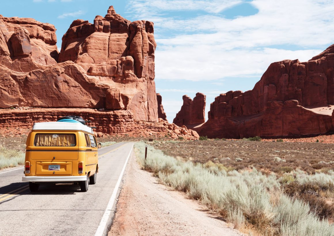 US National Park Road Trip